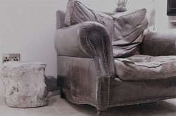 Old is Gold! quirky armchair