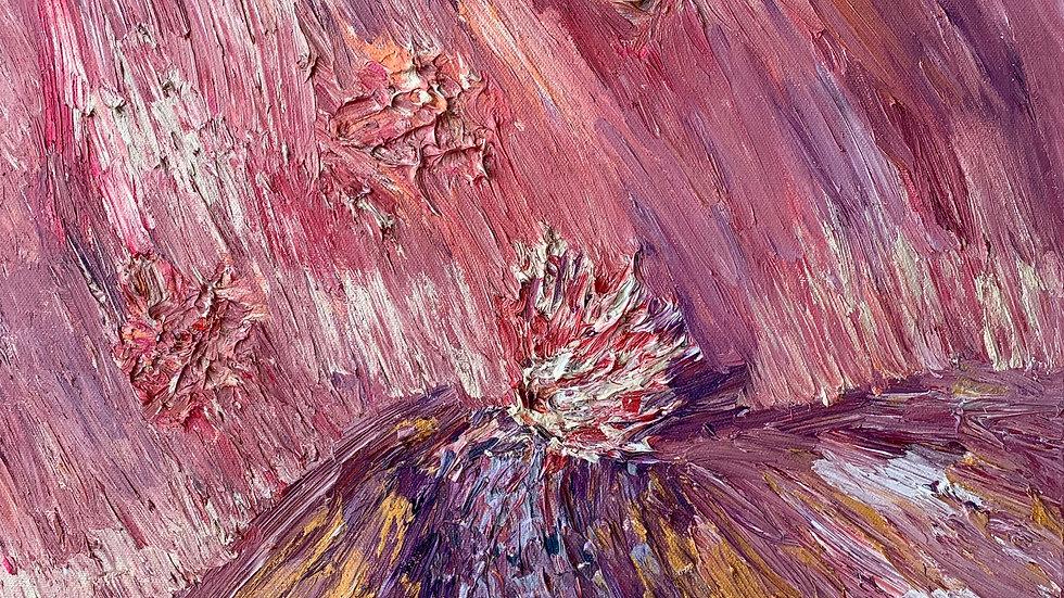 Дождь из цветущей сакуры