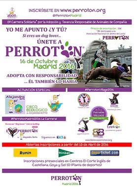 5ª Carrera solidaria para la adopción en Madrid