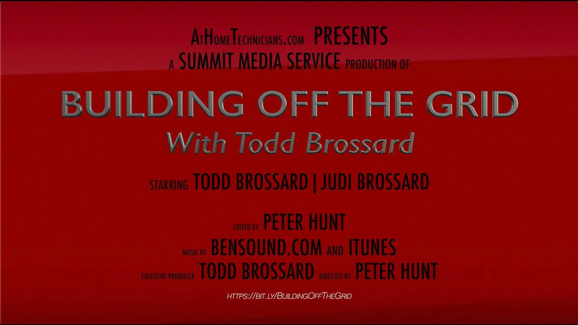 Building off the Grid Season 1 Trailer