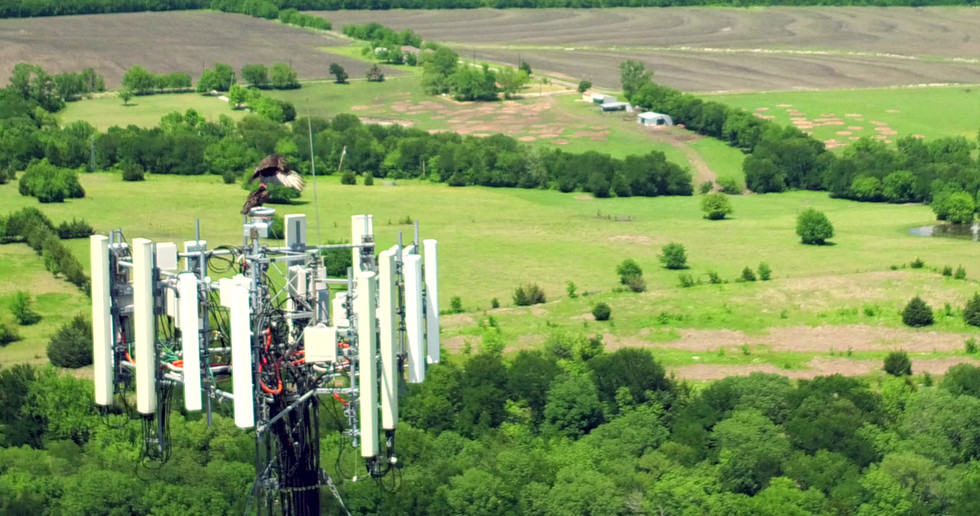 Aerial Infrastruction Inspections