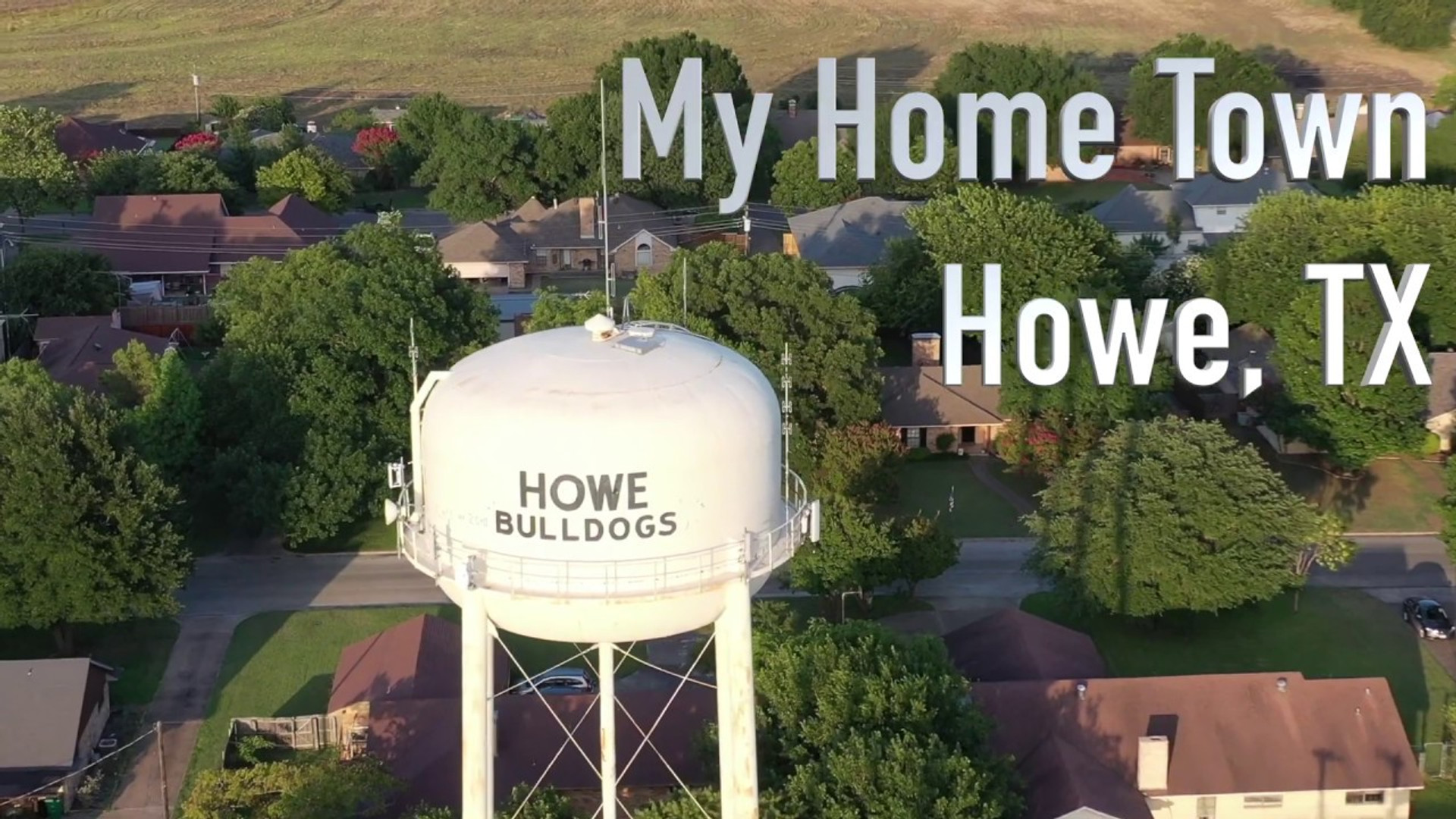 Promo Video for Howe, TX