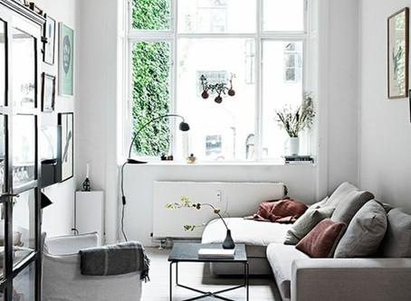 Optimisation d'un petit salon : 5 conseils à appliquer