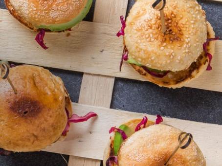 Recette Ofyr : Mini-Hamburgers