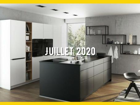 Juillet 2020 : Des cuisines pour tous les goûts !