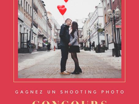 """Concours Facebook spécial """"Saint-Valentin"""""""