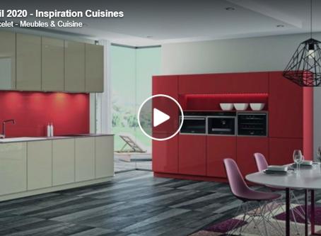 Avril 2020 : Inspiration Cuisine