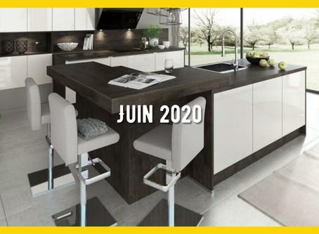 Inspiration Cuisines - Juin 2020