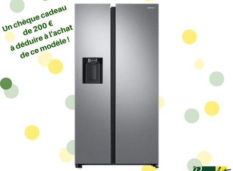 ACTION PROMO : Réfrigérateur Samsung RS68N8231SL/EF