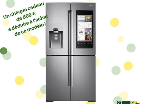 ACTION PROMO : Réfrigérateur Samsung RF56M9540SR/EF