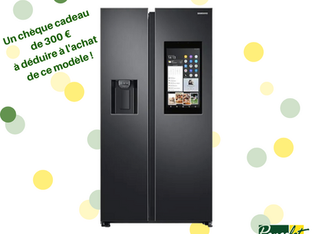 ACTION PROMO : Réfrigérateur Samsung RS68N8941B1/EF