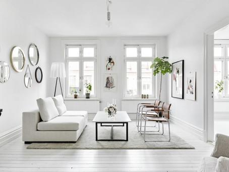 Salon blanc : 10 idées déco pour le sublimer
