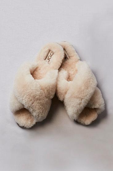 Carolyn Australian Made Wool Slippers