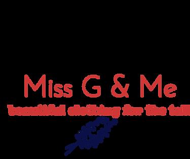 Miss G & Me logo