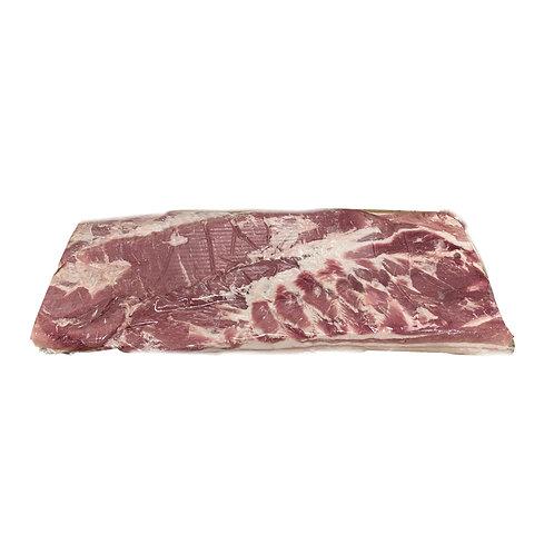 Pork Belly Skin-On  Approximately 10 LB/Piece