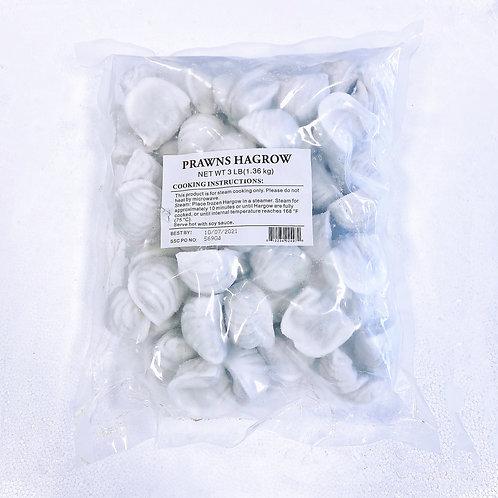 HarGow Family Pack(54-55 pieces)  家庭装虾饺 3 lb