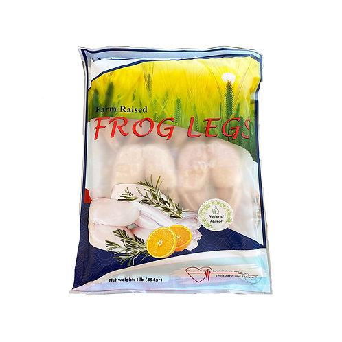 Frozen Frog Leg 4-6, 1 lb