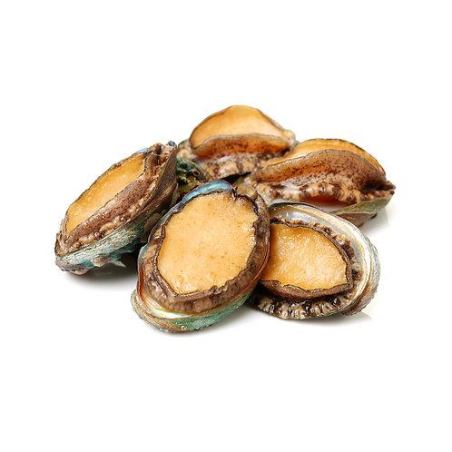 Frozen Abalone Half Shell  2.2 LB/Bag