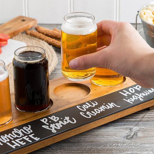Beer Flight Board
