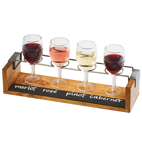Wine Flight Board