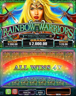 Rainbow Warriors-Gold Guardian_AllWins4X