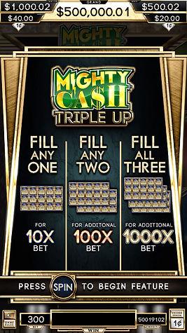 Billions Slot Game