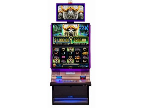 Midnight Stampede Class III Slot Game -- ARISTOCRAT