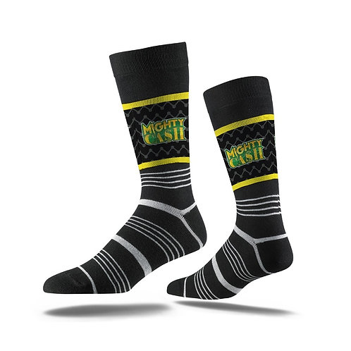 Mighty Cash Business Crew Socks