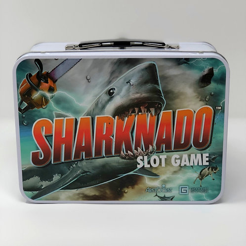 Sharknado Lunch Box
