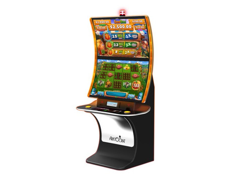 FarmVille Slot Game -- ARISTOCRAT