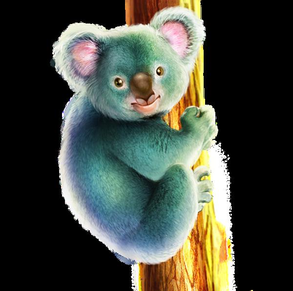 Koala Character w Branch.png