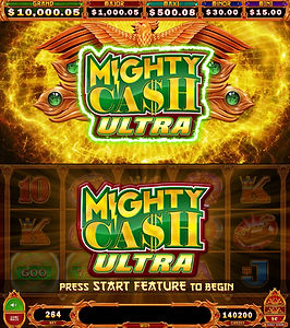Mighty Cash Ultra