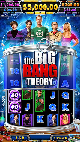 Big Bang Theory Slot Game