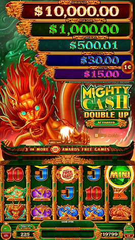 Mighty Cash Double Up