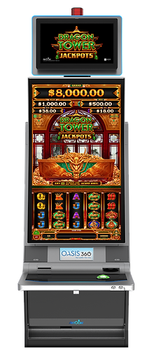 Dragon Tower Jackpots