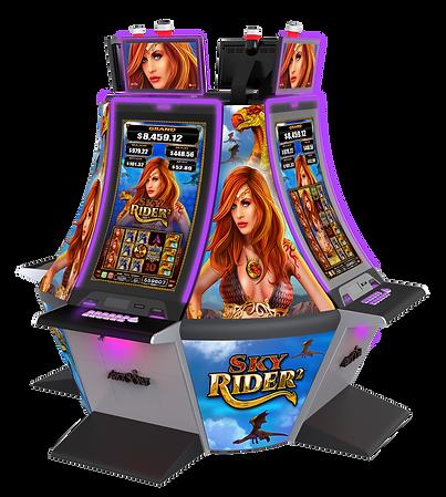 SKy Rider 2_Golden Amulet ARC Quad Cabin