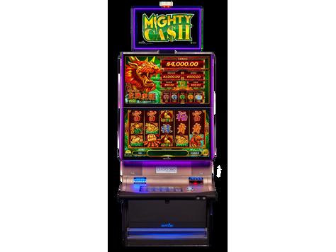 Mighty Cash Class III Slot Game -- ARISTOCRAT