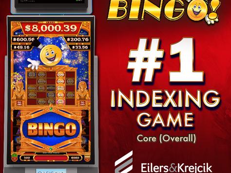 Cashman Bingo #1 Indexing Game - Core (Overall) - April 2021