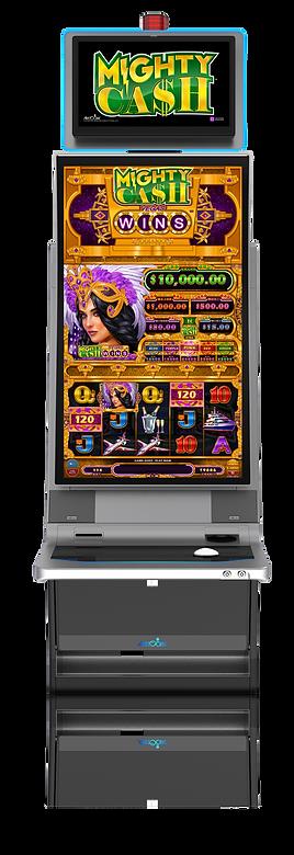 Mighty Cash Vegas Wins Helix XT w reflec