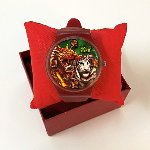 Mighty Cash Long Teng Hu Xiao Watch
