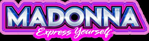 Madonna Express Yourself_Logo