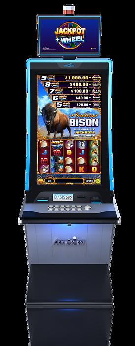 American Bison ARC_Single Cabinet_update