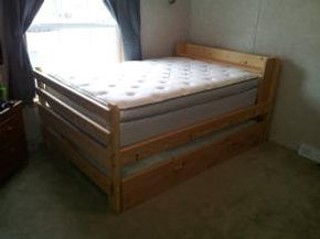 Full Bed Storage/Trundle