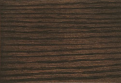 Ebony Colored Stain
