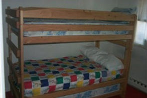 Standard Bunk Bed with Trundle Bed