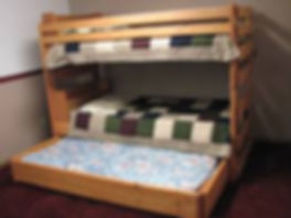 Example of a Storage Drawer with a Mattress