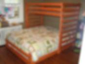 Queen under Loft Bed