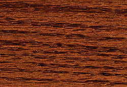 Red Oak Colored Stain