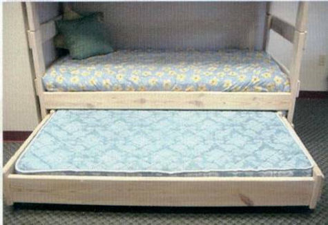Example of a Trundle Bed