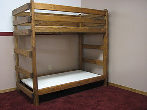 Crib Size Mattress Bunk
